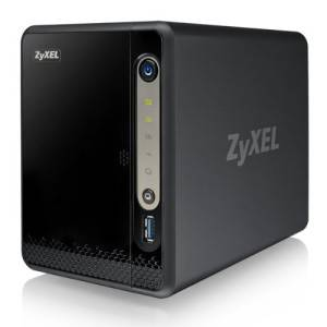 NAS-Server Zyxel NSA325v2 2-Bay