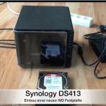 Synology-DS413-Einbau-einer-WD-RED-HDD