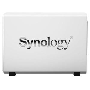 Synology DiskStation DS215J Seitenansicht