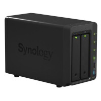 Synology DiskStation DS713+ als 2-Bay NAS System