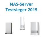Unsere NAS-Server Testsieger 2015